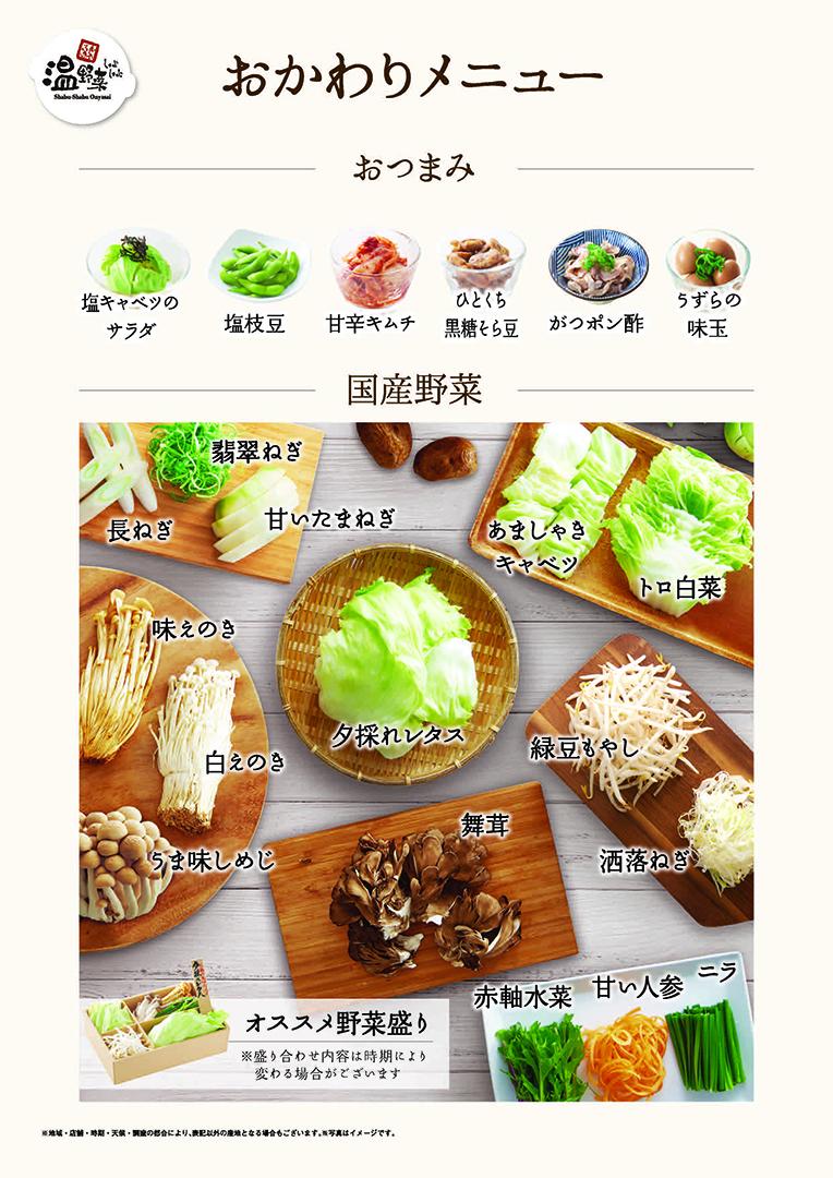 コロナ 温 野菜